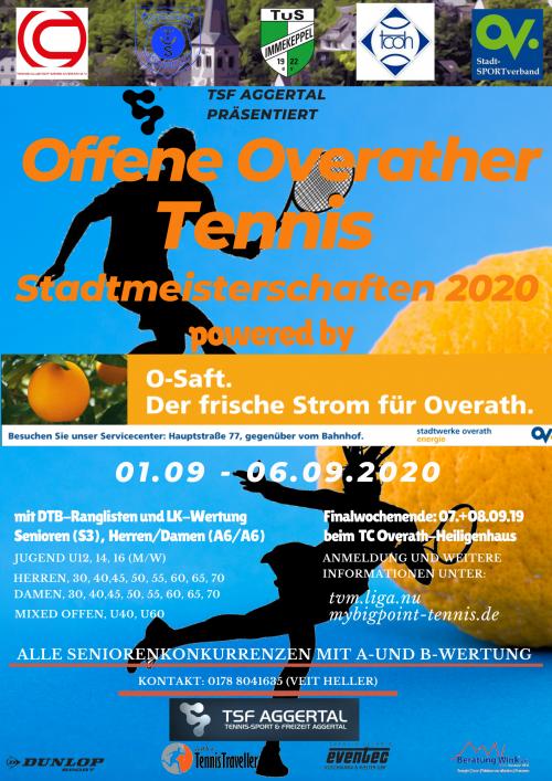 Offene Overather Tennisstadtmeisterschaften